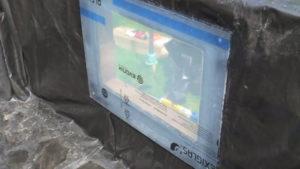 vitre plexiglass bassin hors sol
