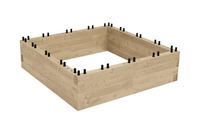 kit bassin hors-sol cosy bassin